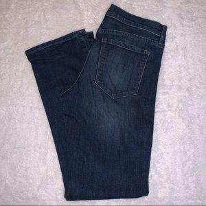 Banana Republic Straight Leg Denim Jeans W28 L30